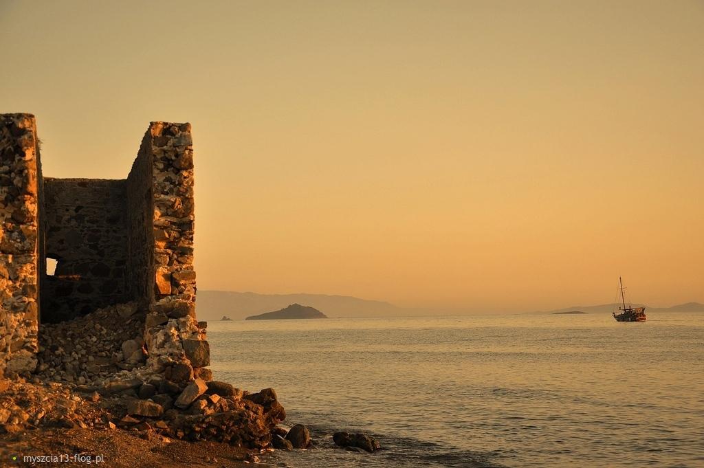 Morze Egejskie.....z moich wspomnień:)