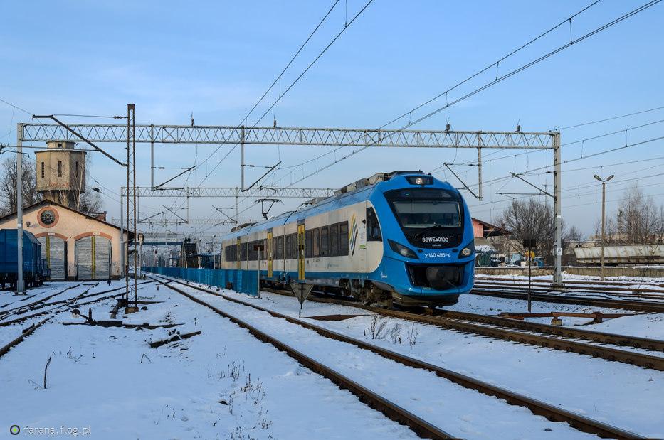 36WEa-010 #Koleje Śląskie