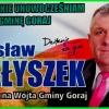 Czesław Małyszek kandydat<br />em na wójta gminy Goraj-w<br />ybory 30 listopada 2014 r<br />.