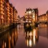 Hamburski klasyk. ::   To miejsce w Hamburgu j<br />est jednym z najbardziej <br />lubianych przez fotografo<br />w. Bedac tam wczoraj spot